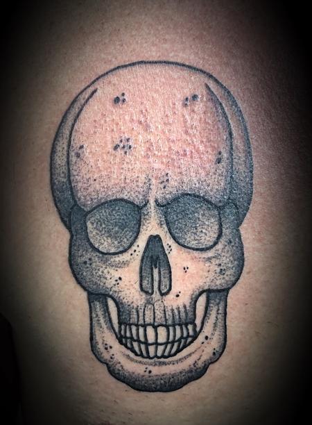 Tattoos - Skull - 134850