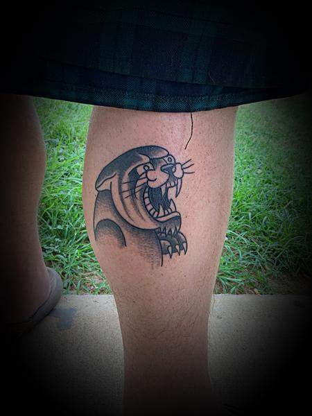 Tattoos - Panther  - 139375