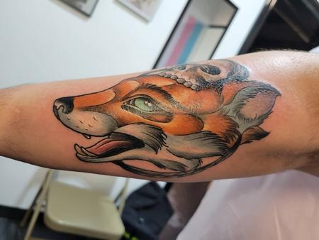 Tattoos - Fox - 142585