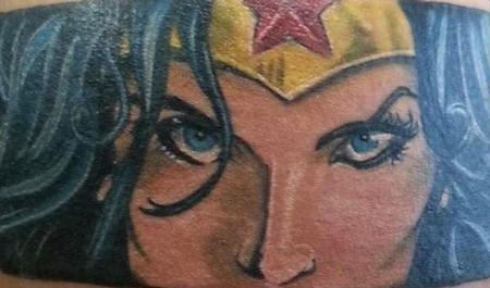 Tattoos - Wonder Woman - 140984