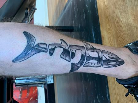 Tattoos - Bella shark - 142287