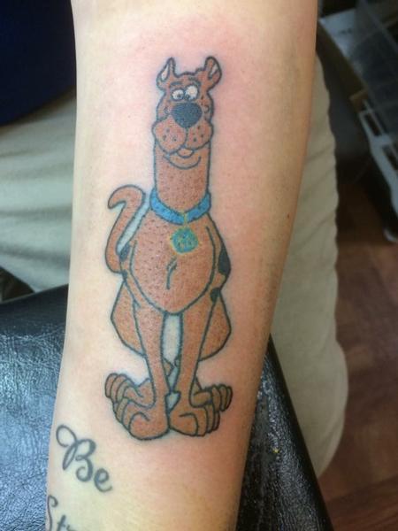 Tattoos - Scooby Doo - 134030