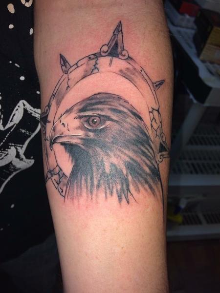 Tattoos - Eagle - 134035