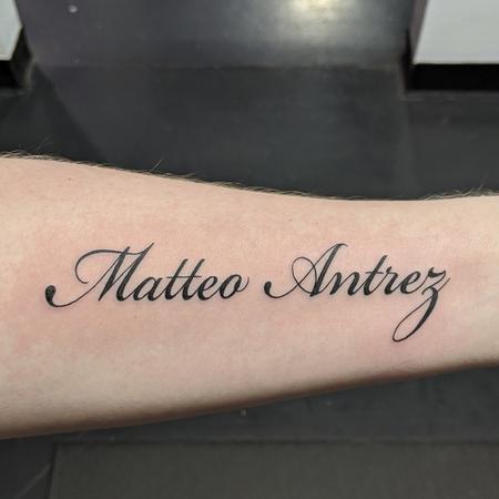 Tattoos - Script - 142077