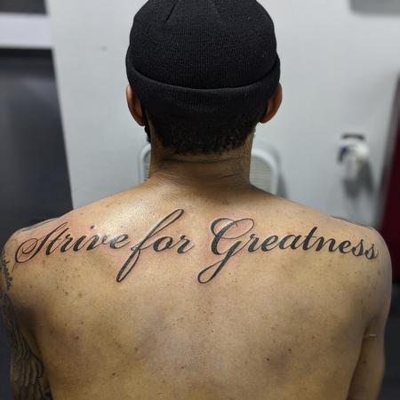 Tattoos - Script - 142067
