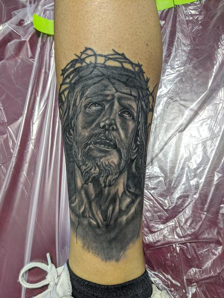 Tattoos - Jesus - 142047