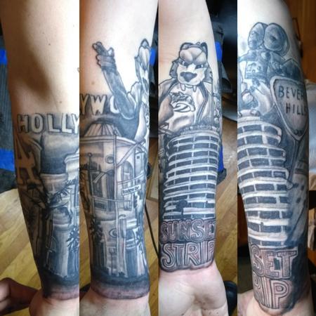 Tattoos - hollywood - 133855