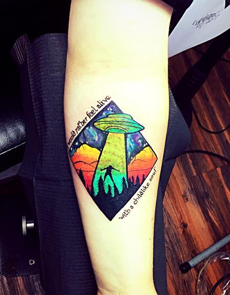 Tattoos - feel alive - 133867