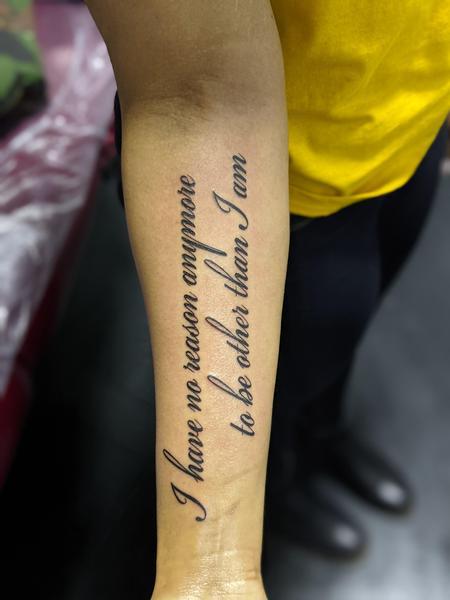 Tattoos - Script - 142616