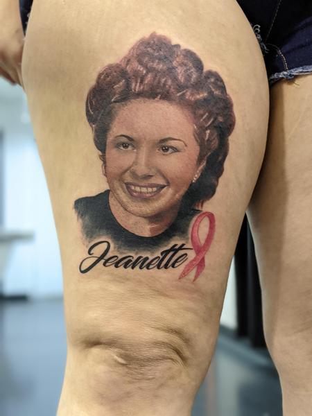 Tattoos - Portrait tattoo - 143313