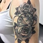 Tattoos - Time piece  - 134578