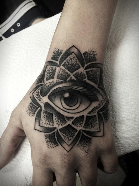 Tattoos - Eye - 106570