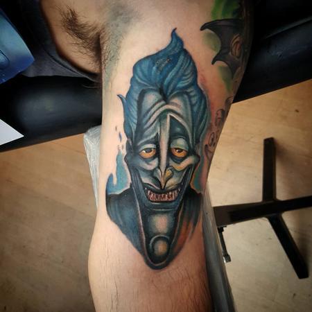 Tattoos - Hades - 130213