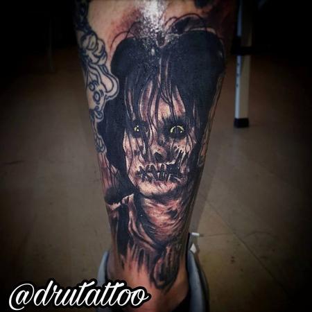 Tattoos - Billy Butcherson - 130252