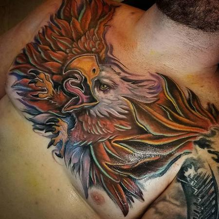 Tattoos - Eagle - 133911