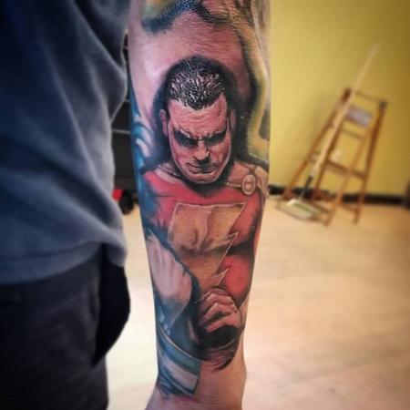 Tattoos - Shazam! - 133908