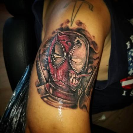 Tattoos - Venompoo - 133916