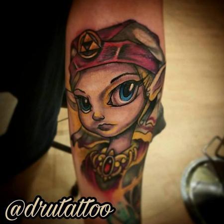 Tattoos - Zelda - 130196