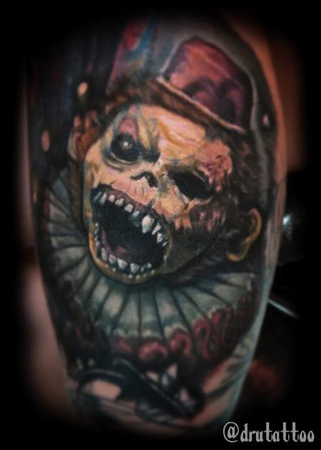 Tattoos - American Horror Story Monkey - 100940
