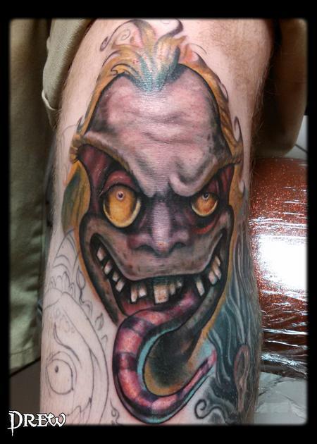 Tattoos - Beetlejuice - 94599