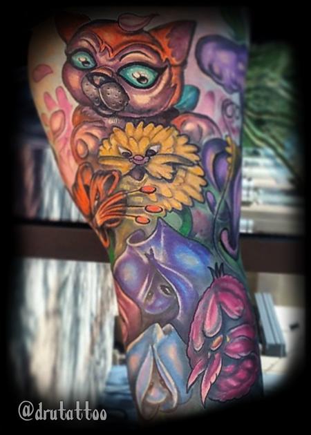 Tattoos - Dinah - 125712