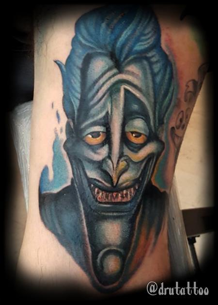 Tattoos - Hades - 125719
