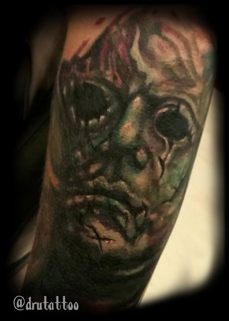 Tattoos - Mikey - 126060