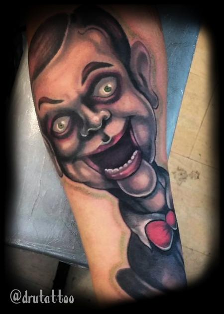 Tattoos - Slappy - 126114