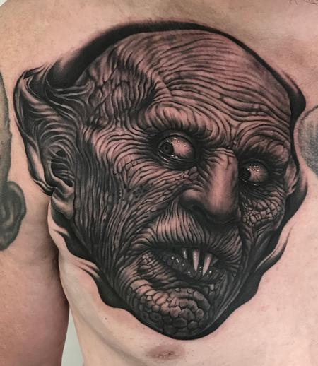 Tattoos - Nosferatu  - 140415