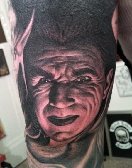 Tattoos - Bela Lugosi - 57083