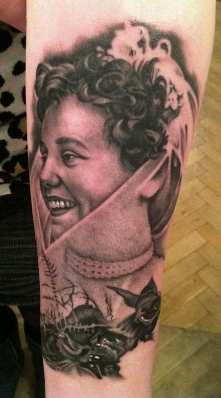Tattoos - Bride - 57077