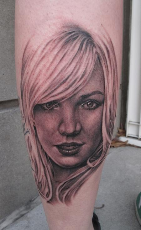 Tattoos - Britney Spears - 60542