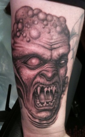 Tattoos - Bug eyed-demon - 46321