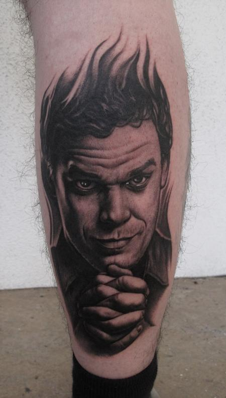 Tattoos - Dexter - 60536