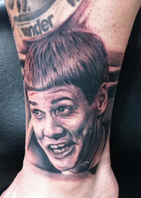 Tattoos - Jim Carrey - 57075