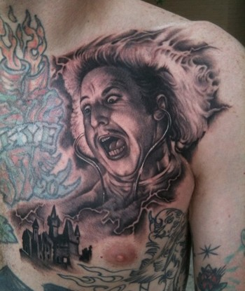 Tattoos - Gene Wilder - 46318