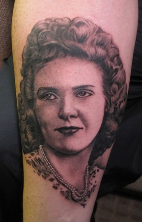 Tattoos - Grandma - 46322