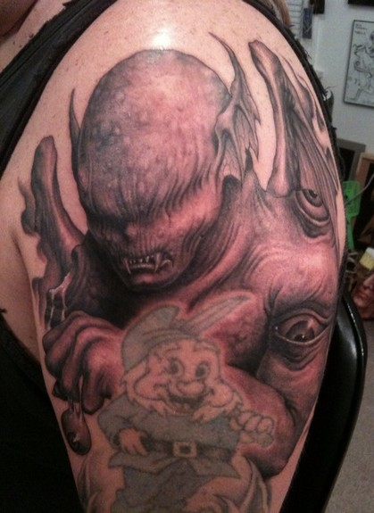 Tattoos - Demon - 51565