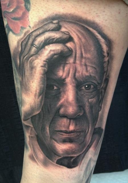 Tattoos - Pablo - 73092
