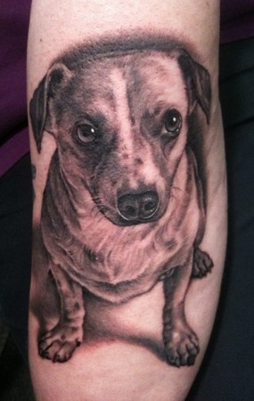 Tattoos - Dog - 47390