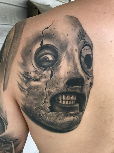 Tattoos - Creepy tattoo - 128460