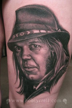 Tattoos - Neil Young - 34608