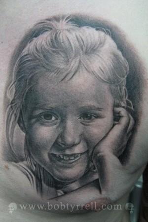 Tattoos - Portrait - 34607