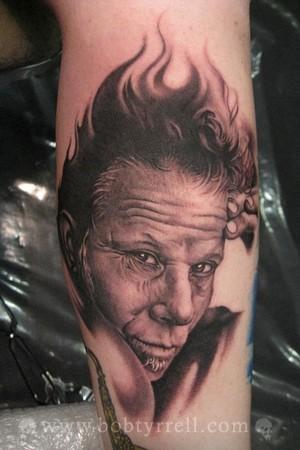 Tattoos - Tom Waits - 34603