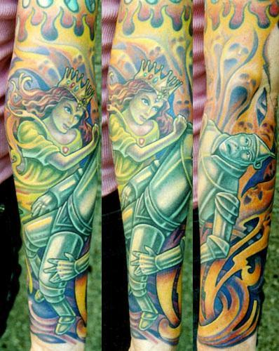 Tattoos - Arm - 108214