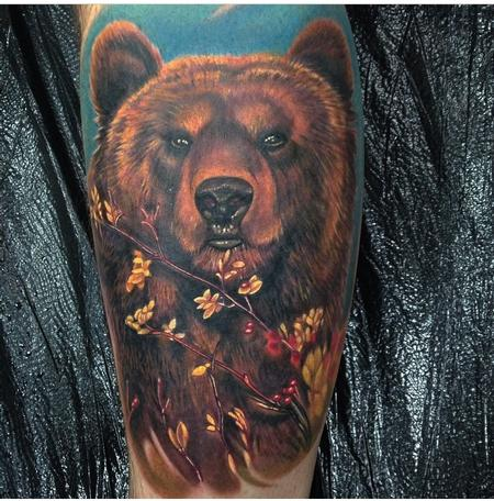 Tattoos - Grizzly Bear  - 95949