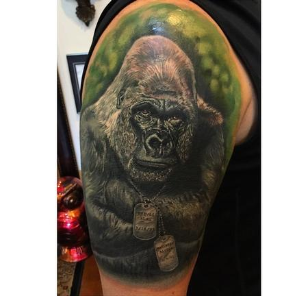 Timothy B Boor - Finished Gorilla
