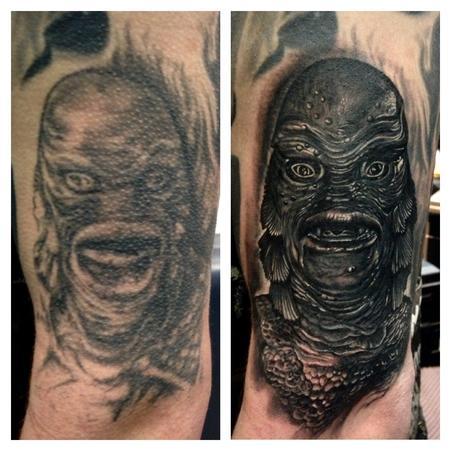 Tattoos - Creature of the Black Lagoon - 102028