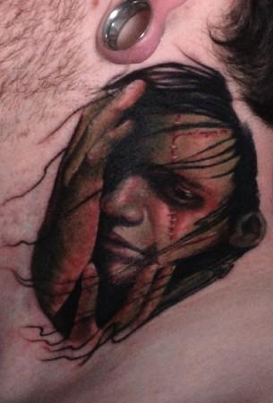Tattoos - Frankenstein - 44552