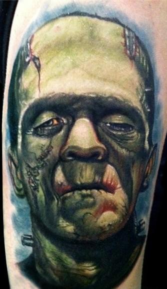 Tattoos - Frankenstein  - 52483